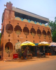 Street in Naimey, Niger