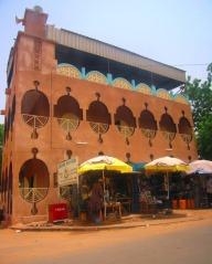 Street in Naimey, Niger